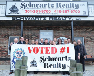 Schwartz Realty voted number 1