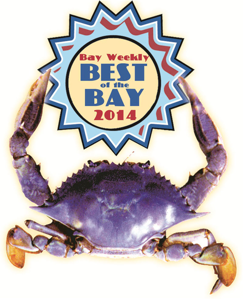 2014 Best of the Bay Award
