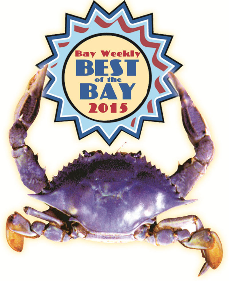 2015 Best of the Bay Award