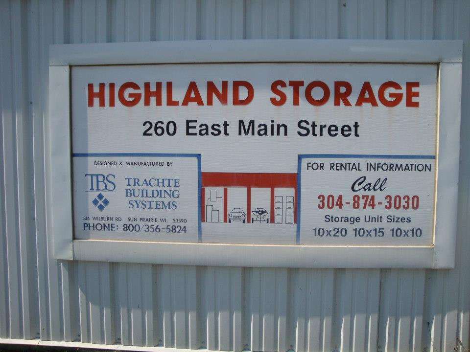 This site is accessible 24/7 conveniently located in downtown Wardensville beside Highland Trace Realty Inc. office. : highland storage units  - Aquiesqueretaro.Com